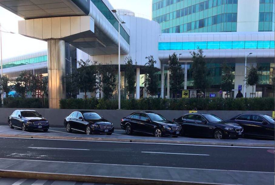 parking uara fiumicino