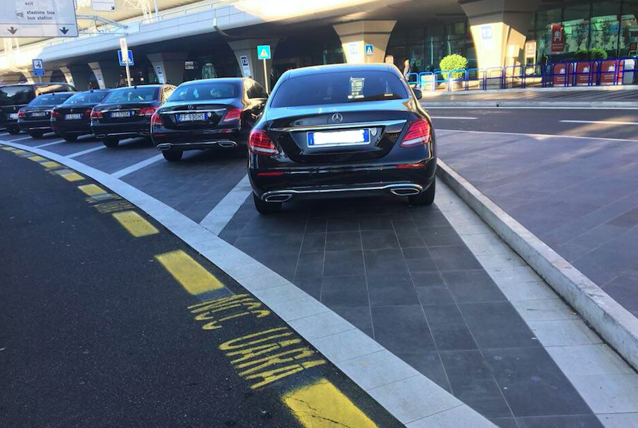 parking Uara Fiumicino