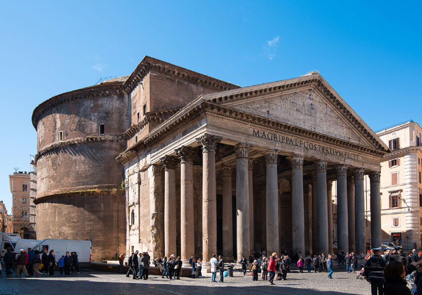 Tour Pantheon - Pantheon Tour