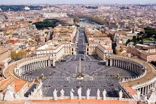 Tour San Pietro - Saint Peter Tour