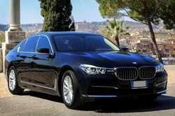 Servizio Transfer con BMW 7 Series