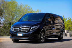 Transfer Services with Mercedes V Class