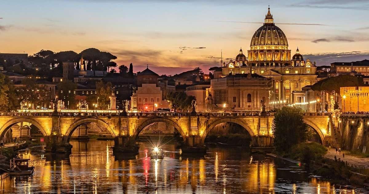 Restart: Visit Rome / Ricomincia: Visit Roma